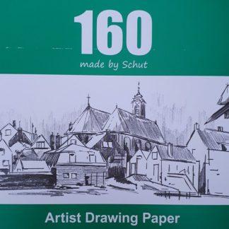 Schut tekenpapier 120 g/m²