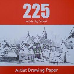 Schut tekenpapier 225 g/m²